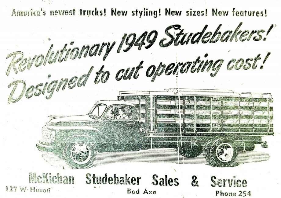 For this week's Tribune Throwback we visit to Sept. 1948. Photo: Tribune File Photo