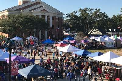 Katy Market Day is scheduled to return to downtown Katy on Saturday, Oct. 17.