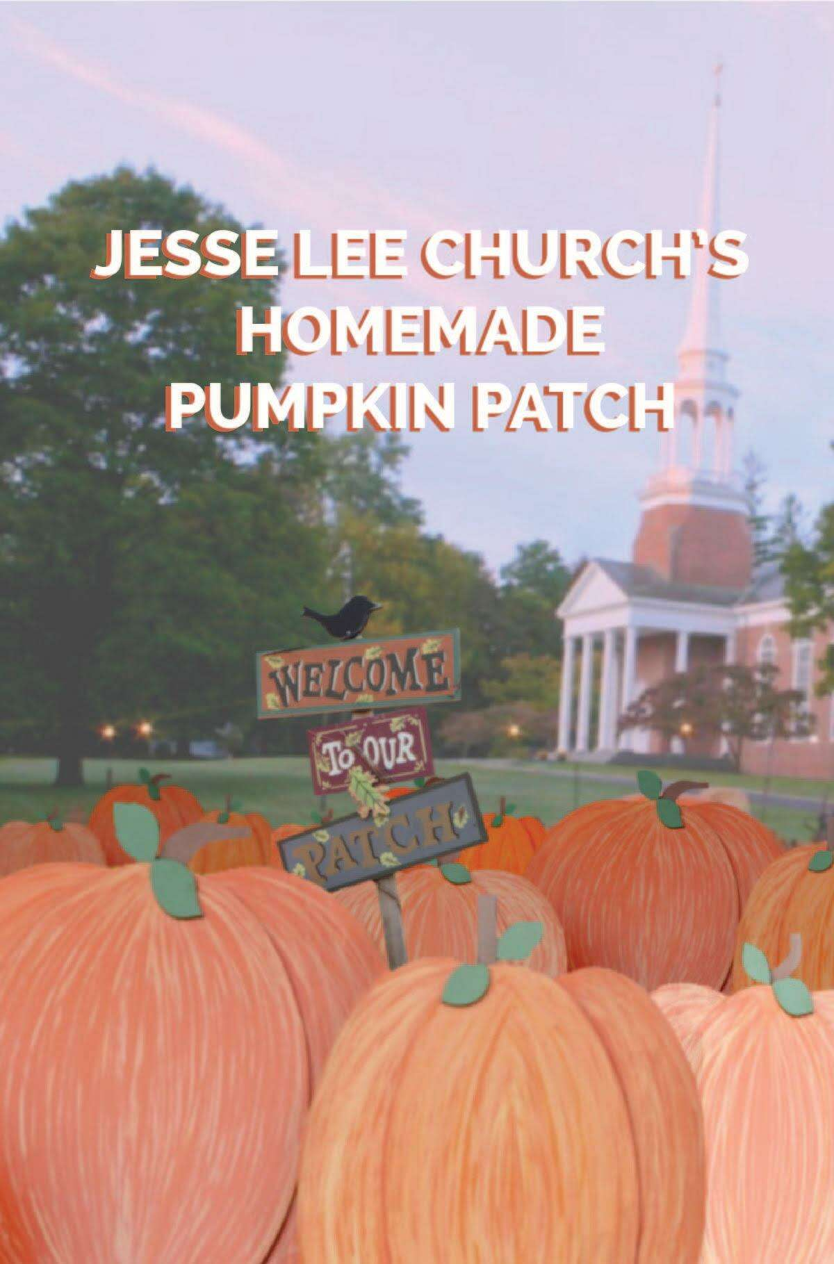The annual sale of pumpkins to benefit the Navajo tribe will go on at Jesse Lee Church in Ridgefield, but this year the pumpkins will be made of plywood.