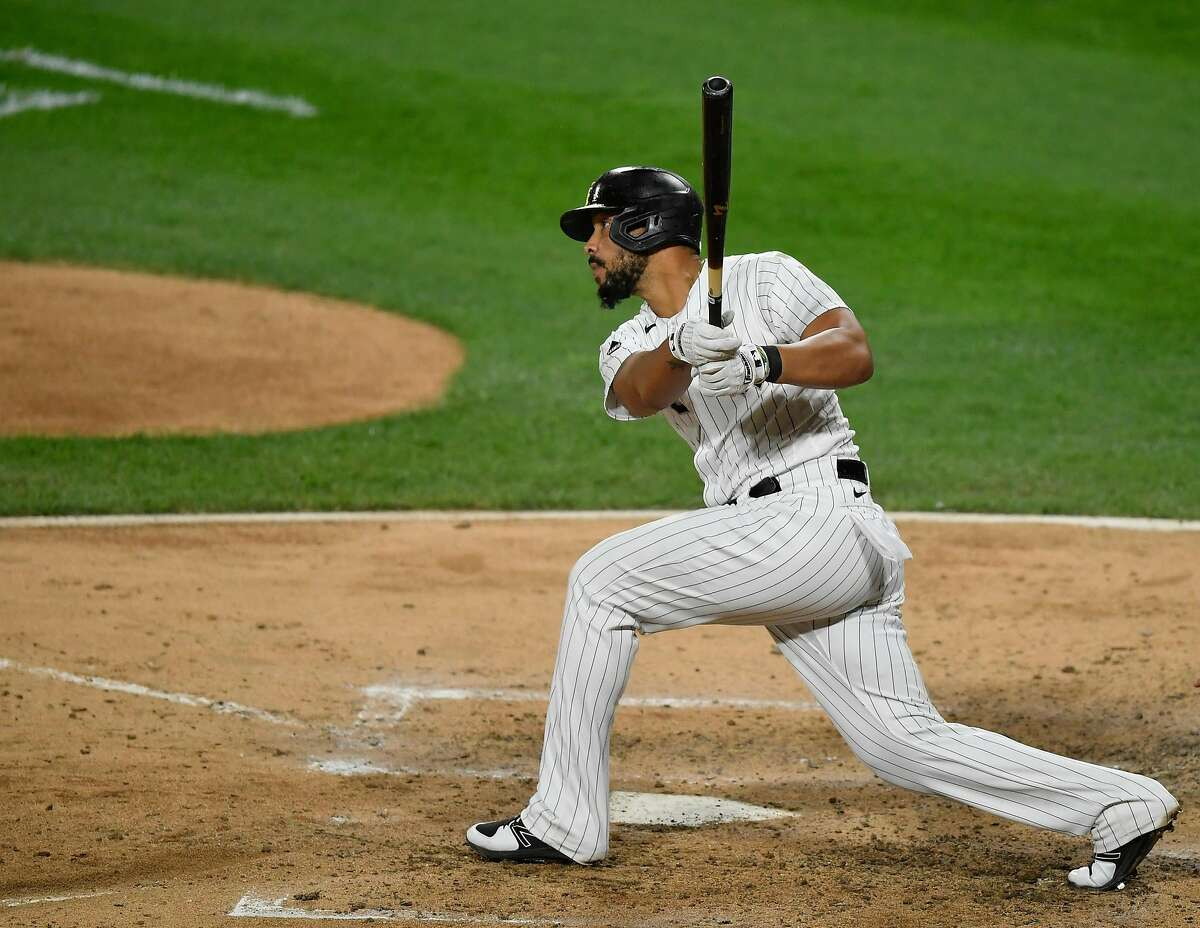 José Abreu hit .317 with 19 home runs and 60 RBI for the White Sox this season.