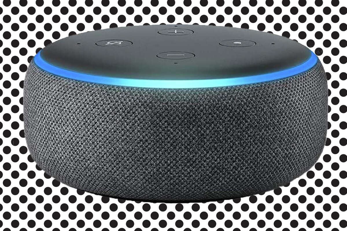 Buy two Amazon Echo Dots for the price of one