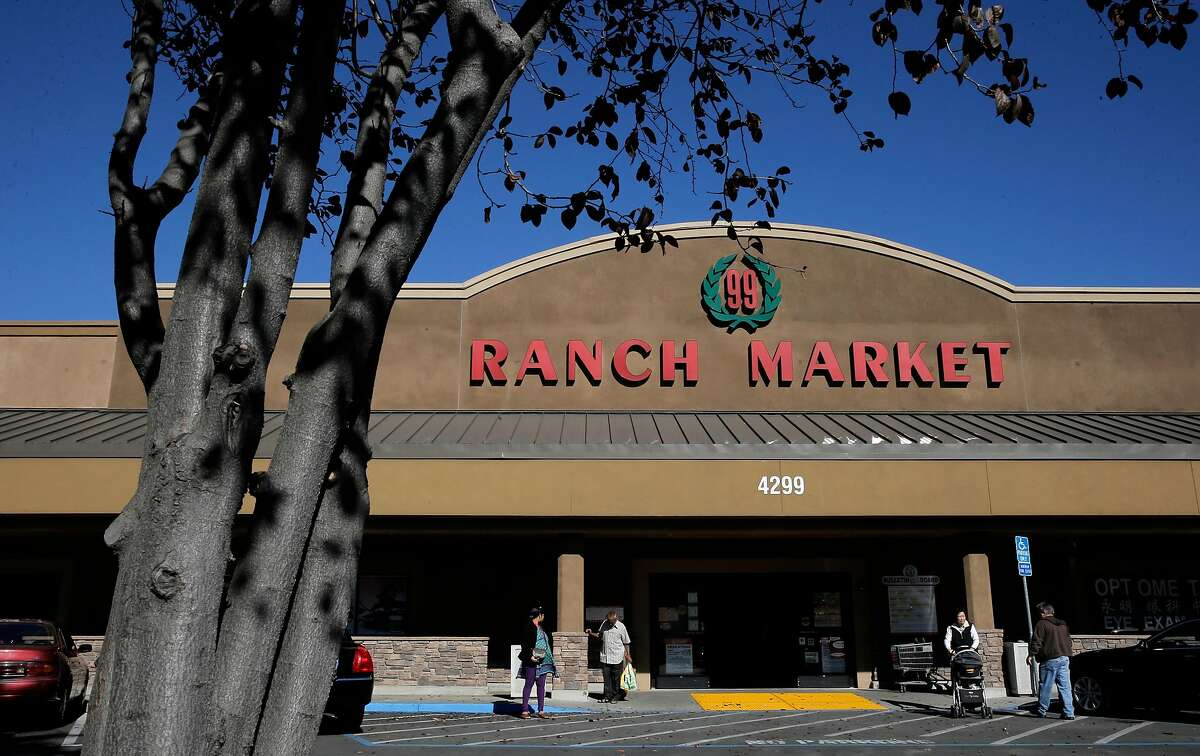 The 99 Ranch Market in Pleasanton, Calif. on Wed. November 4, 2015. The market tops a list of those who have violated the city's excessive water use policy.