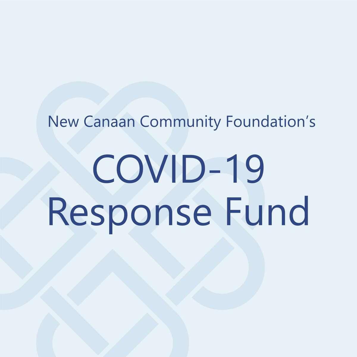 A group of donors has formed a challenge match benefitting the New Canaan Community Foundation's COVID-19 Response Fund. The group will match dollars raised, up to $75,000.