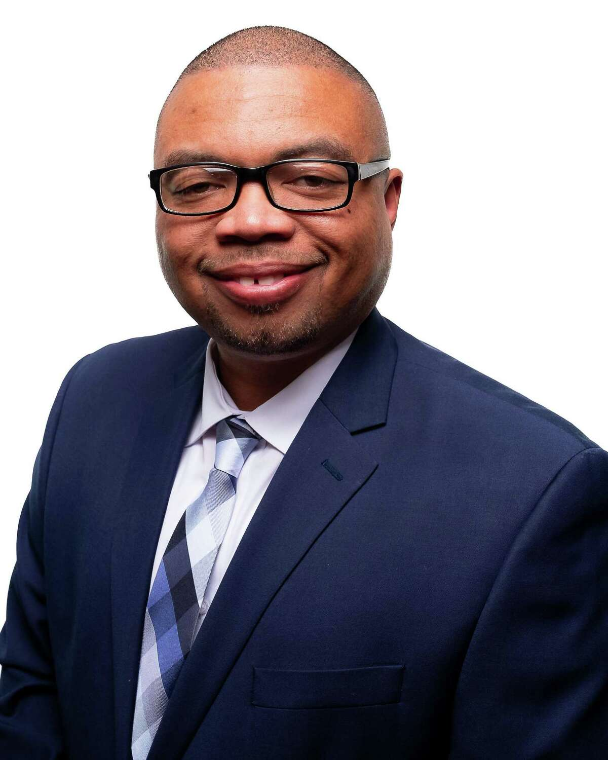 Floyd Hodges Jr., an engineering manager for a Houston construction engineering firm, is challenging six-year Alvin ISD incumbent and board vice president Vivian Scheibel in the Nov. 3 election for Position 7.