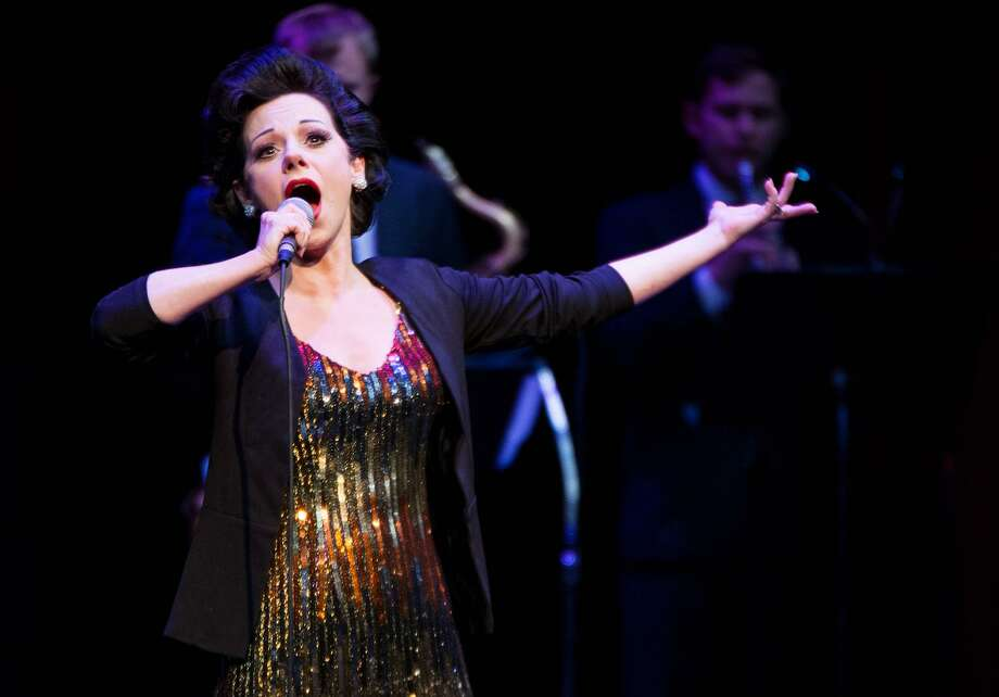 Goodspeed Musicals of East Haddam is among arts organizations hosting an Oct. 11 live-stream concert from Chicago of Angela Ingersoll celebrating Judy Garland. Photo: Amy Boyle Photography / Contributed Photo / Amy Boyle Photography