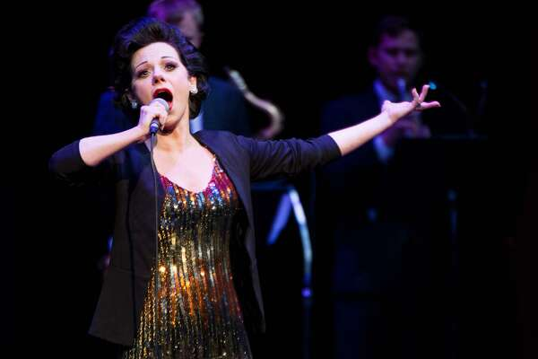 Goodspeed Musicals of East Haddam is among arts organizations hosting an Oct. 11 live-stream concert from Chicago of Angela Ingersoll celebrating Judy Garland.
