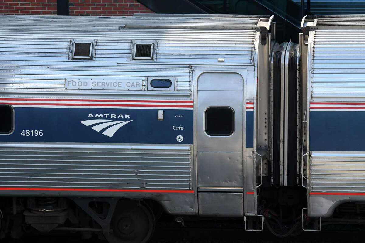 FILE. Writer says New York state not ready for possible rail infrastructure program that President-elect Joe Biden could introduce. (Will Waldron/Times Union)