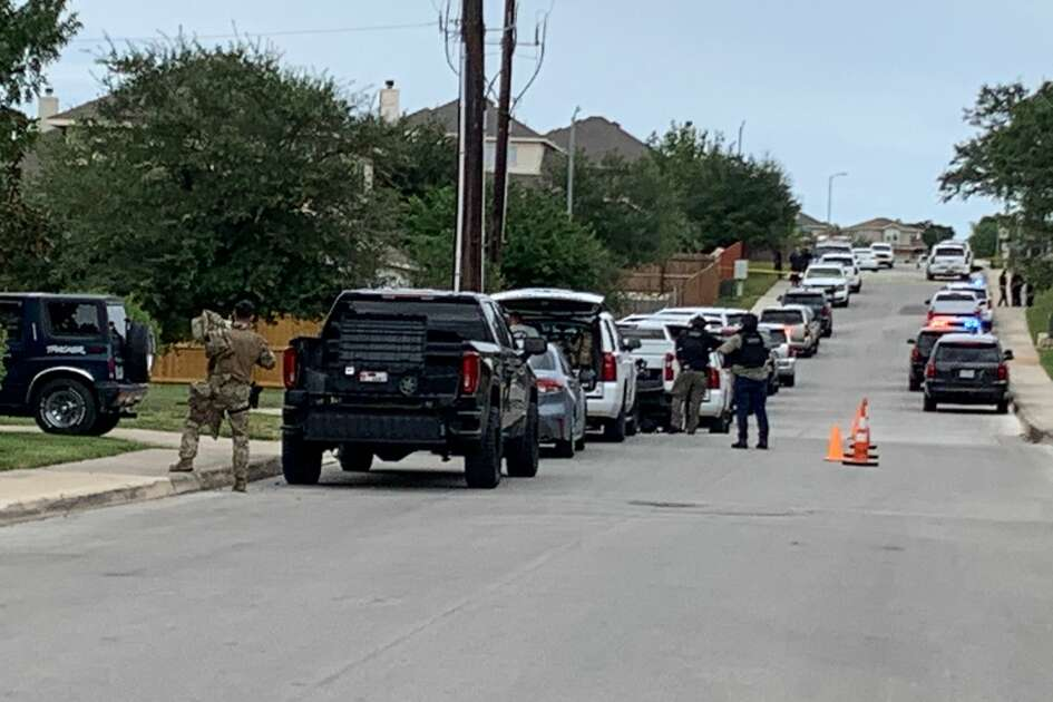BCSO: Man has barricaded himself in North Side home