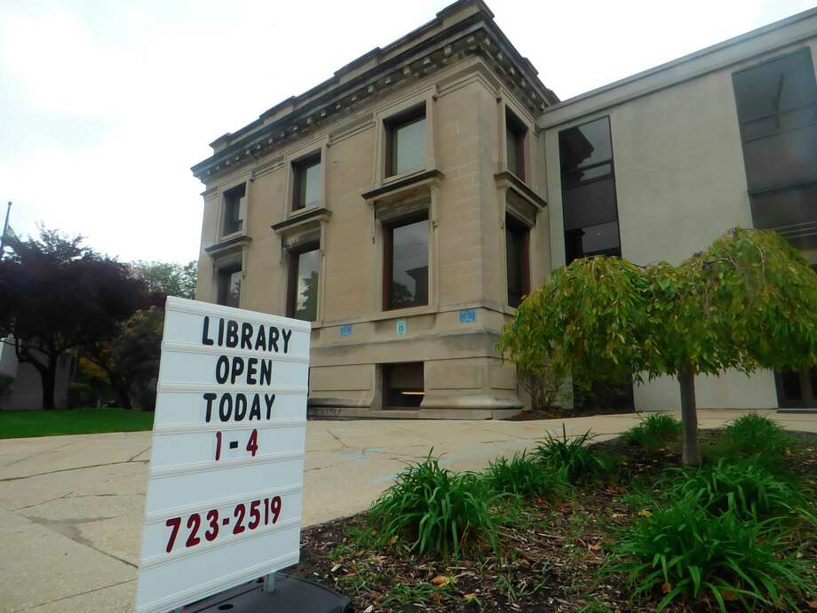The Manistee County Library recently reopened its doors to patrons at each of the six branch locations. (Scott Fraley/News Advocate)