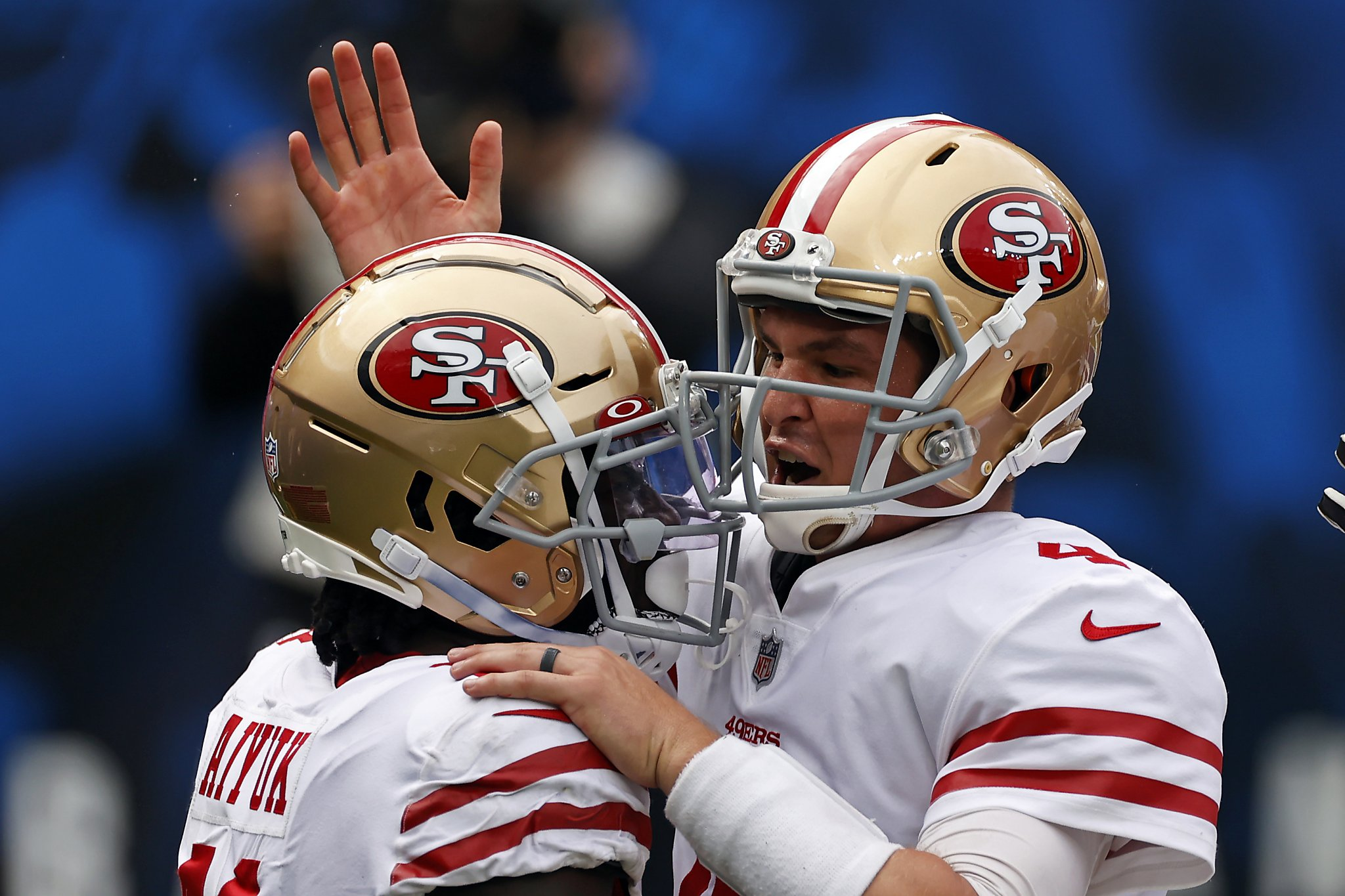 49ers' message to NFL: Revenge tour hasn't been canceled