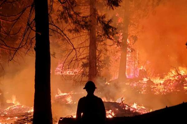 Members of the Conroe Fire Department have been part of a group of Montgomery County firefighters taking on some of the wildfires affecting parts of California during late summer and early fall 2018.