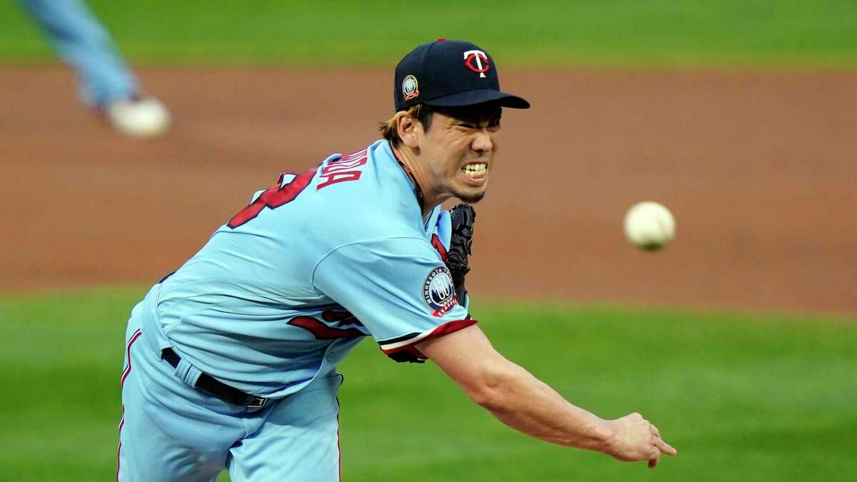 Game 1 starter Kenta Maeda emerged as an ace in his first year as a Twin, going 6-1 with an MLB-best 0.75 WHIP.