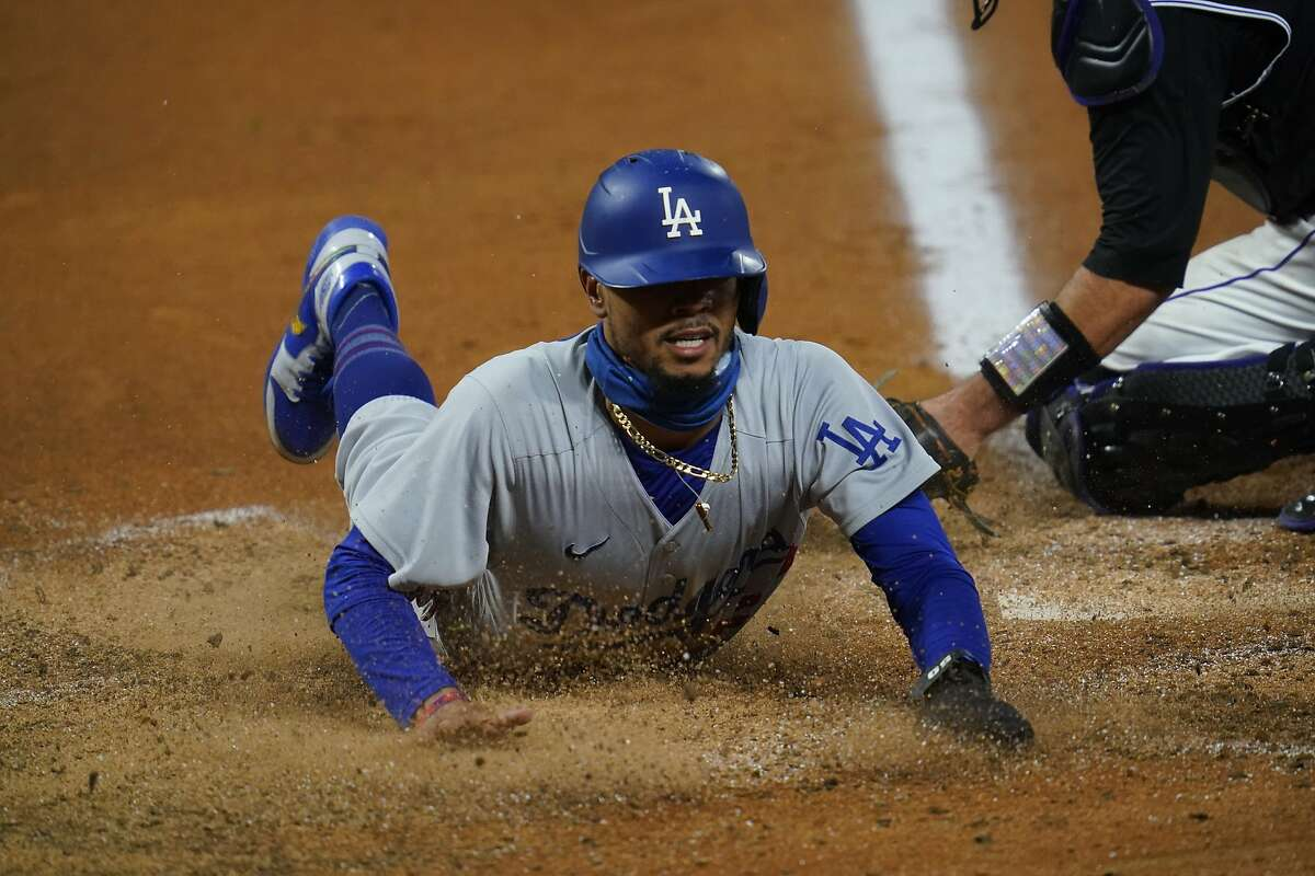 Mookie Betts and the Dodgers won more than anyone else in the regular season - 43 times in 60 tries - but that won't get them as much of an advantage in the playoffs this year.