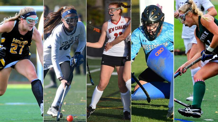 25 Field Hockey Players to Watch Photo: Hearst Connecticut Media