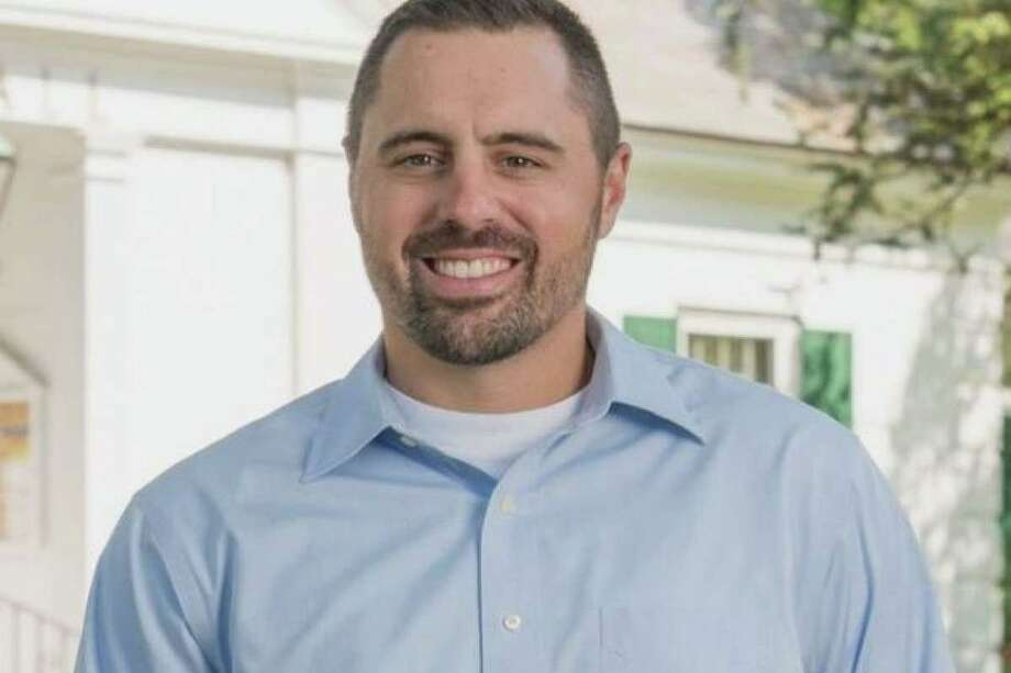 Republican Jonathan Riddle of South Norwalk is running for Congress in Connecticut's 4th District. Photo: / Contributed Photo /
