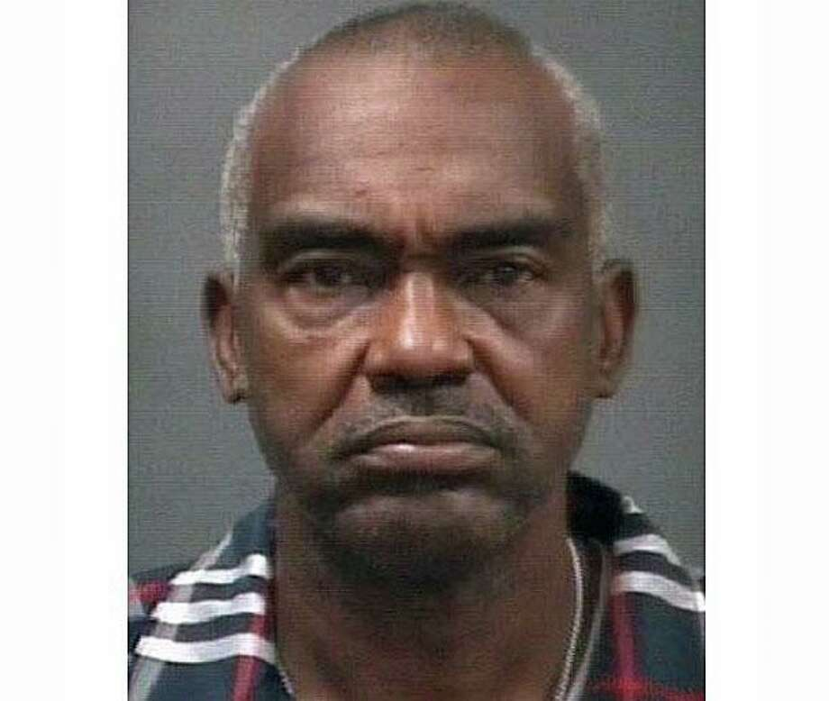 Melvin Person, 59, of Hollister Street in Stratford, Conn., turned himself in on an active warrant for his arrest on Saturday, Sept. 26, 2020, in connection with an alleged vehicle theft last year, police said Tuesday. Photo: Contributed Photo / Milford Police Department