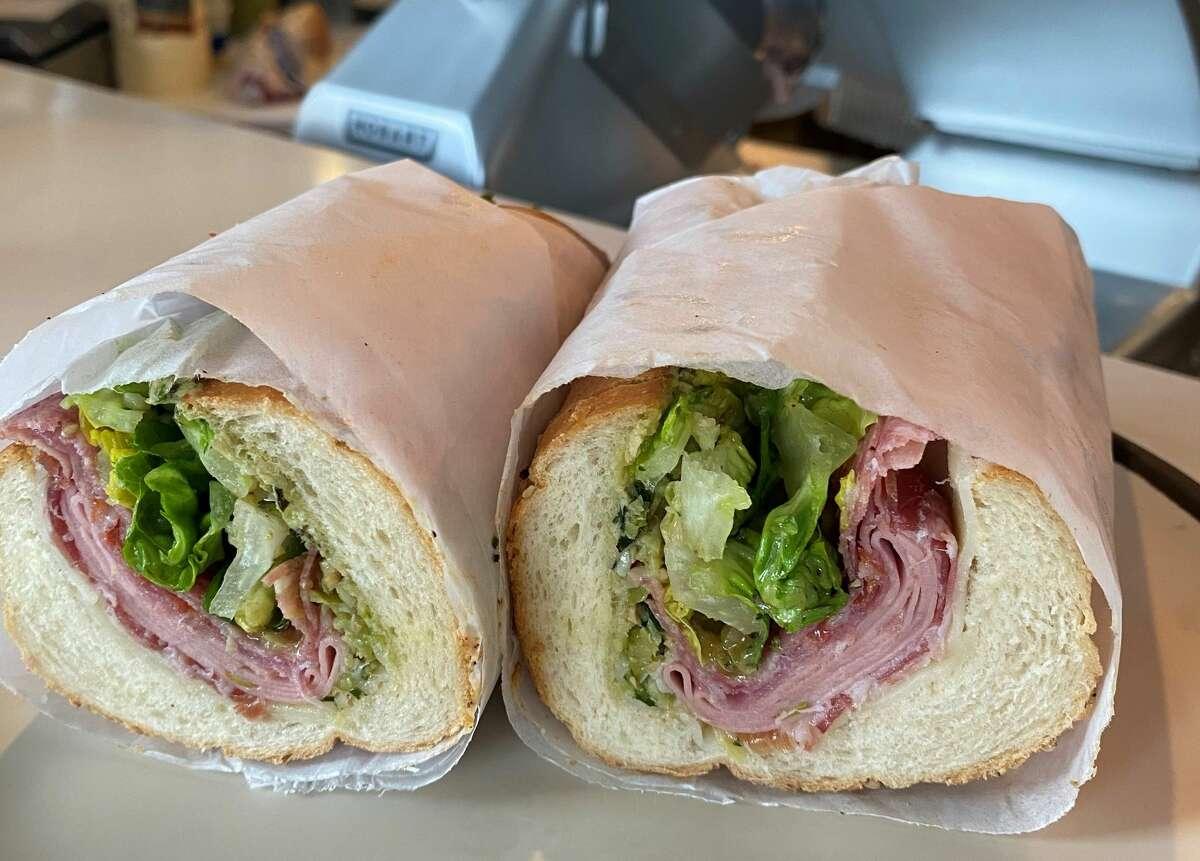 Italian 'Letta at Porchetta & Sandwiches.