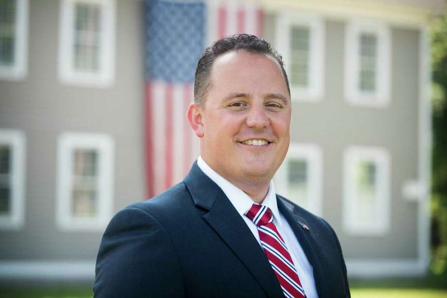 Joe LaPorta, a Republican from Madison, is running for the 12th District seat. Photo: Contributed Photo / Kiernan Photography / Provided By The Joe LaPorta Campaign