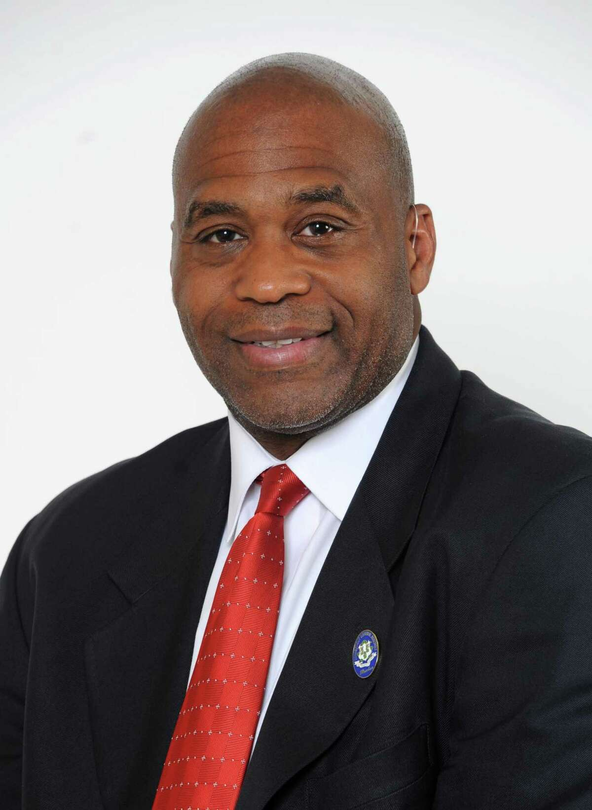 State Rep. Andre Baker, up for re-election on Nov. 3, 2020, for Bridgeport's state representative seat in District 124.