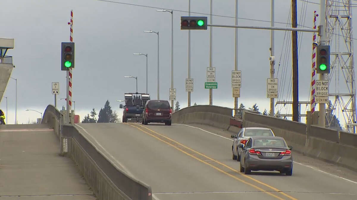 Vehicle traffic is still using the lower Spokane Street Bridge with the closure of the West Seattle Bridge.