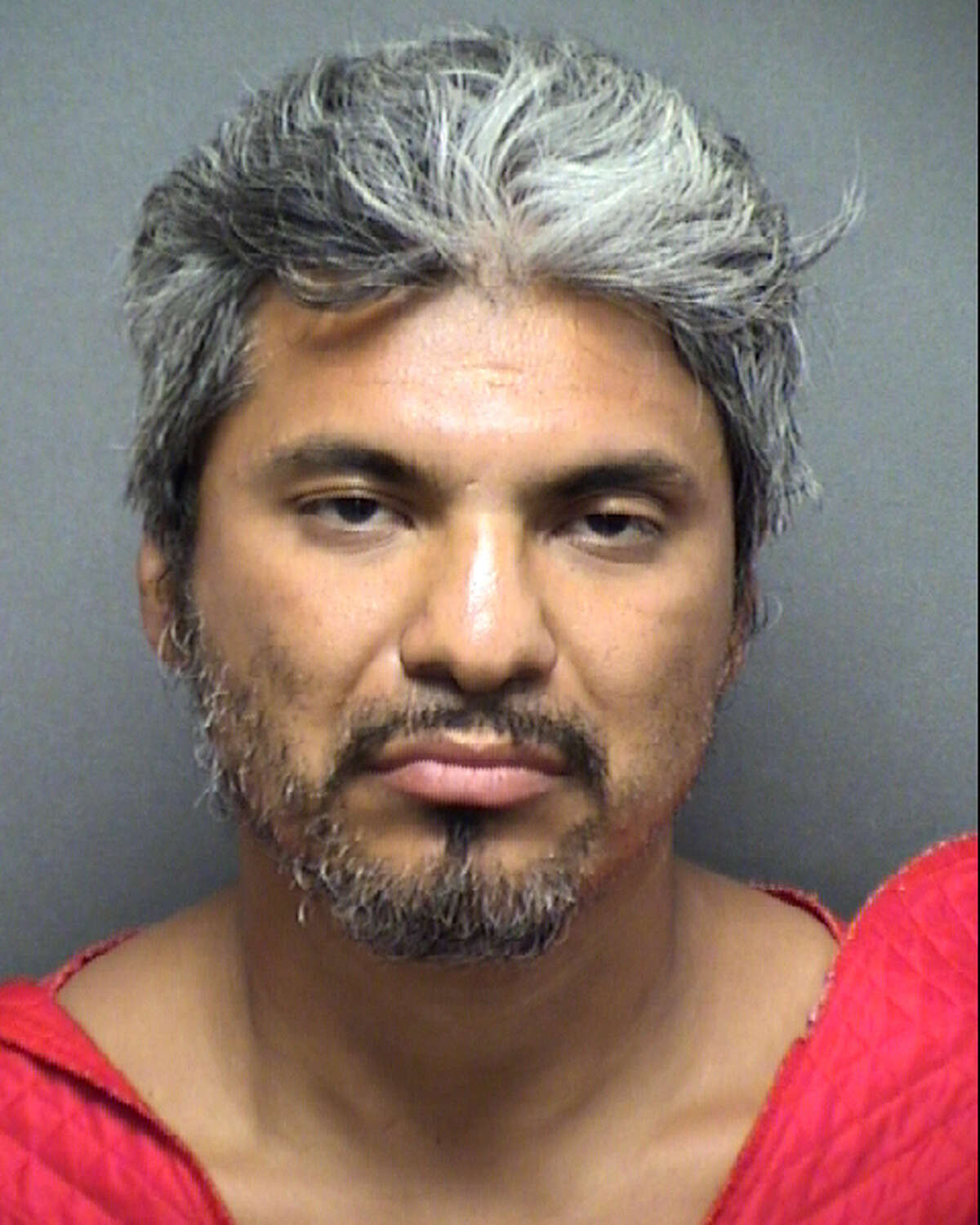Abel Gonzalez, 41, was charged with aggravated assault with a deadly weapon.