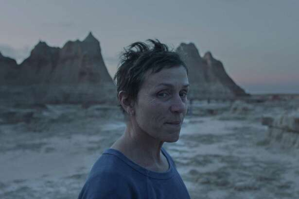 "Frances McDormand stars in ""Nomadland,"" which was the 2020 New York Film Festival's centerpiece screening."
