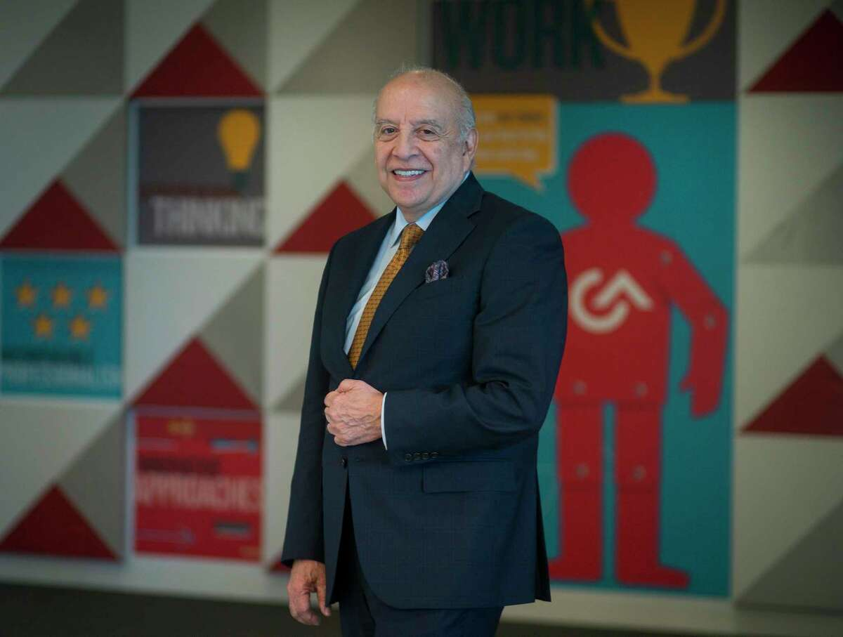 G&A Partners, founded 25 years ago by Tony Grijalva, pictured, and John Allen, pictured, reported 2019 revenue of $2.9 billion, up $500 million from the previous year, to make it the fifth-largest private company based in Houston. It sold a minority stake to Riverside and said CEO Grijalva would be retiring on Oct. 1. Allen, the company's president and chief operating officer, will become the company's CEO.