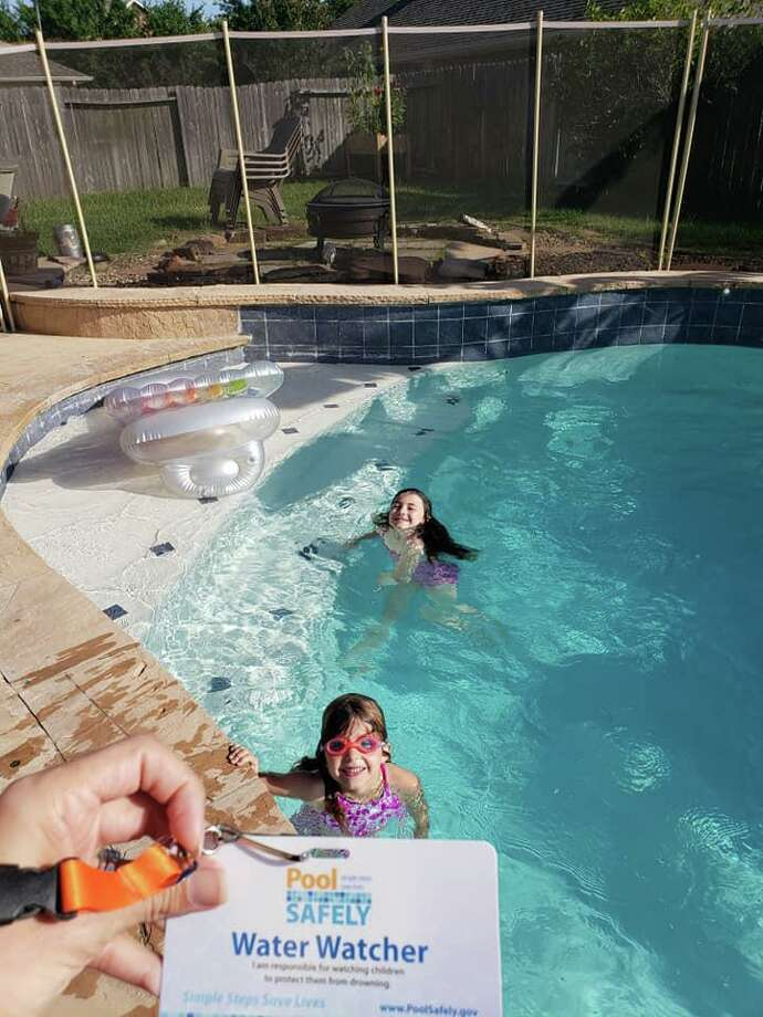 Jenny Bennett, a nurse at HCA Tomball, lost her toddler son to a home pool drowning accident. She now advocates for childhood drowning prevention awareness, and helped found Parents Preventing Childhood Drowning. Photo: Photo Courtesy Of Jenny Bennett