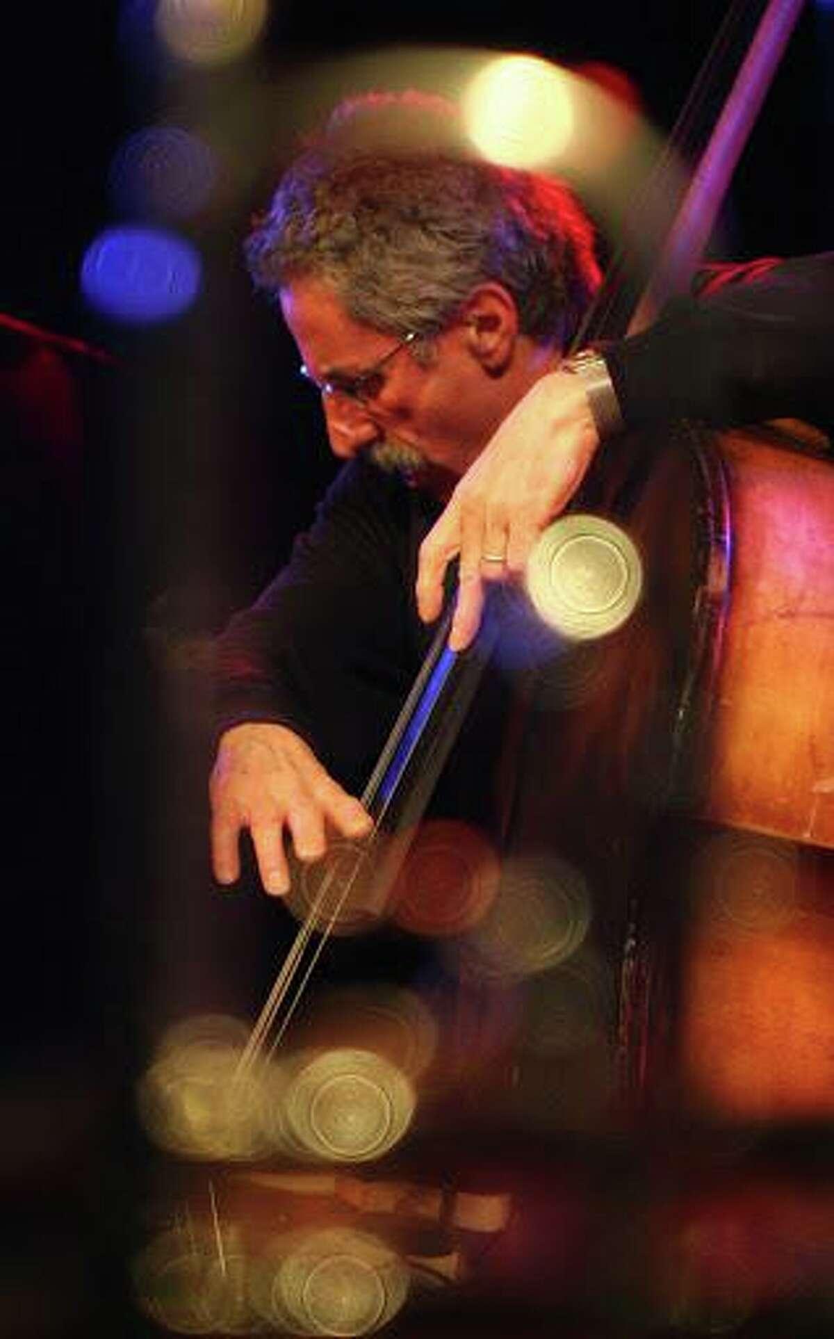 Jazz bassist Mario Pavone died May 15.
