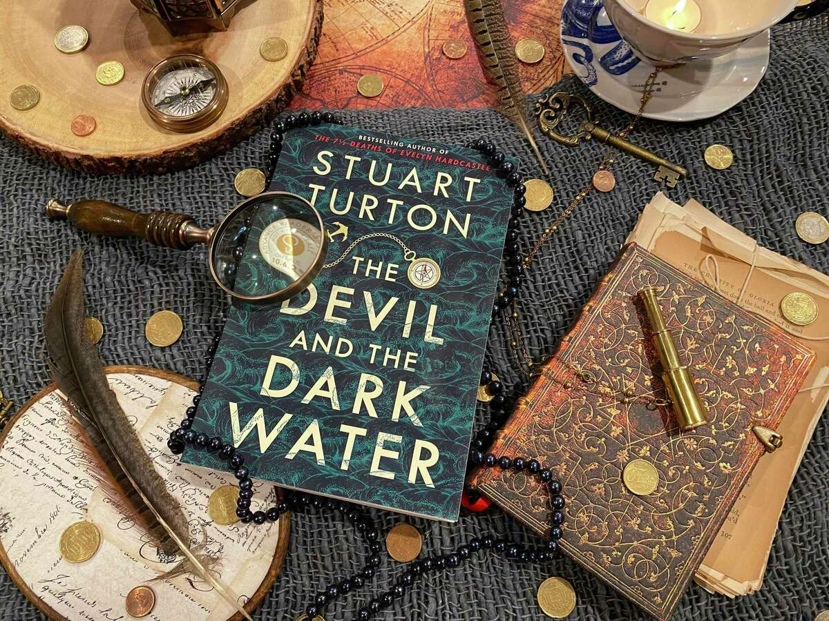 """Stuart Turton's sophomore novel """"The Devil and the Dark Water"""" is a thrilling mystery in international waters."""