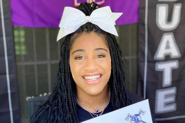 A Black cheerleader at Stephen F. Austin State University says she was awakened by police storming her dorm room on with guns drawn after a group of students made a false report that she had scissors and was threatening to stab people, according to the student's attorney, Randall Kallinen.