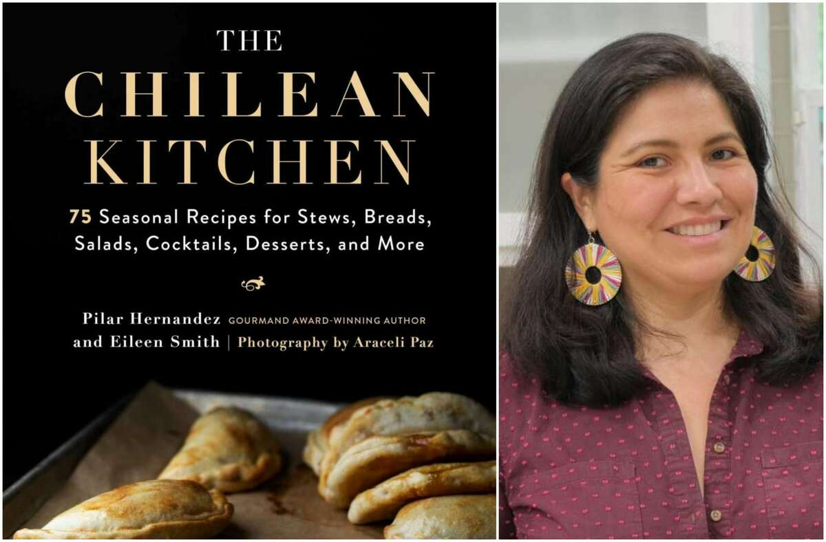 """Houston resident Pilar Hernandez is the co-author of """"The Chilean Kitchen."""" Her recipes appear on her Spanish blog, """"En Mi Cocina Hoy"""" and in English """"Chilean Food & Garden."""""""