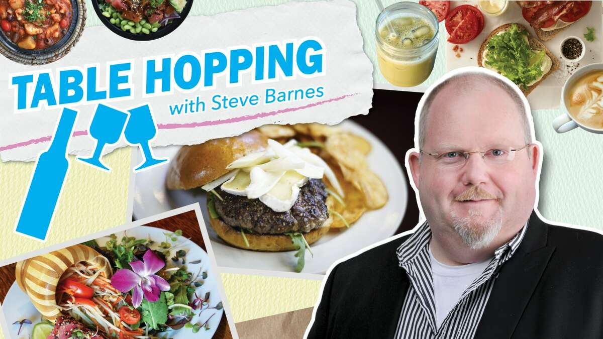 Table Hopping LIVE with Steve Barnes