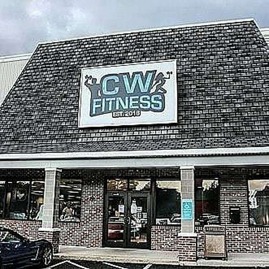 CW Fitness, a Seymour gym in business for four years, closed its doors on Sunday. Sept. 27, 2020. The gym located in the Klarides Village Shopping Center on Bank Street, is the latest business to close because of the coronavirus pandemic. Photo: CW Fitness Photo
