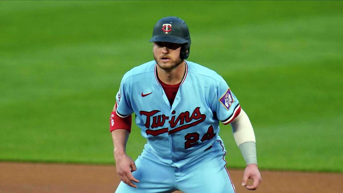 Veteran third baseman Josh Donaldson is not on the Twins' roster for the wild-card series against the Astros.