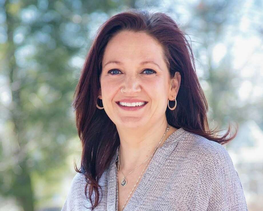 Aimee Berger-Girvalo will be among the candidates at the Oct, 4 League of Women Voters forum. Photo: Contributed / Hearst Connecticut Media