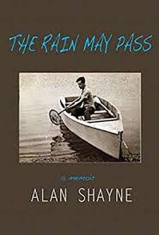 "Kent Memorial Library and House of Books in Kent will co-present a book talk and virtual signing to present the new work of Washington resident Alan Shayne Oct. 7. Shayne will discuss his coming-of-age memoir ""The Rain May Pass,"" which follows his journey into adulthood. Photo: Courtesy Of Kent Memorial Library / Danbury News Times Contributed"