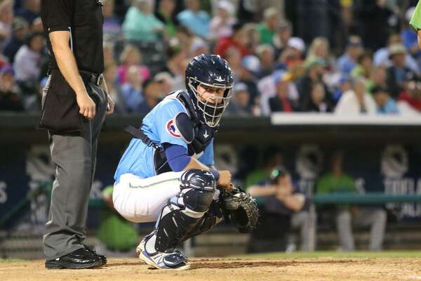 Wallingford's P.J. Higgins has made the Chicago Cubs' 40-man playoff roster.