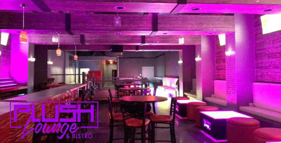 Plush Lounge in downtown Beaumont. Photo: Courtesy Photo