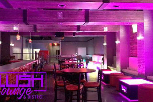 Plush Lounge in downtown Beaumont.