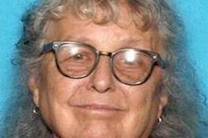 Betty Baxter Simmons, 75, of Berkeley, has not been seen since Sept. 5, according to the Humboldt County Sheriff's Office. Simmons' car was found abandoned on a remote logging road on Sept. 24.