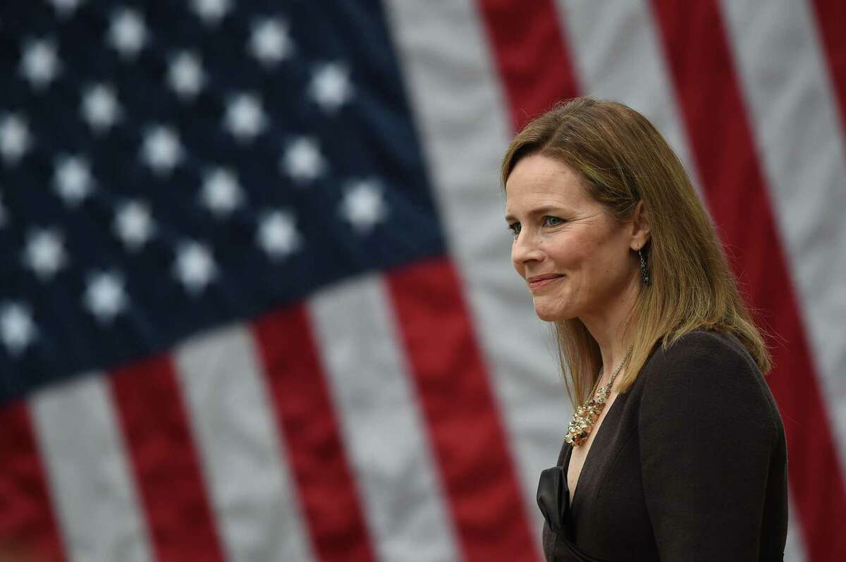If you want to know how Amy Coney Barrett is going to rule, pay more attention to the Federalist Society than to People of Praise, her Christian community.