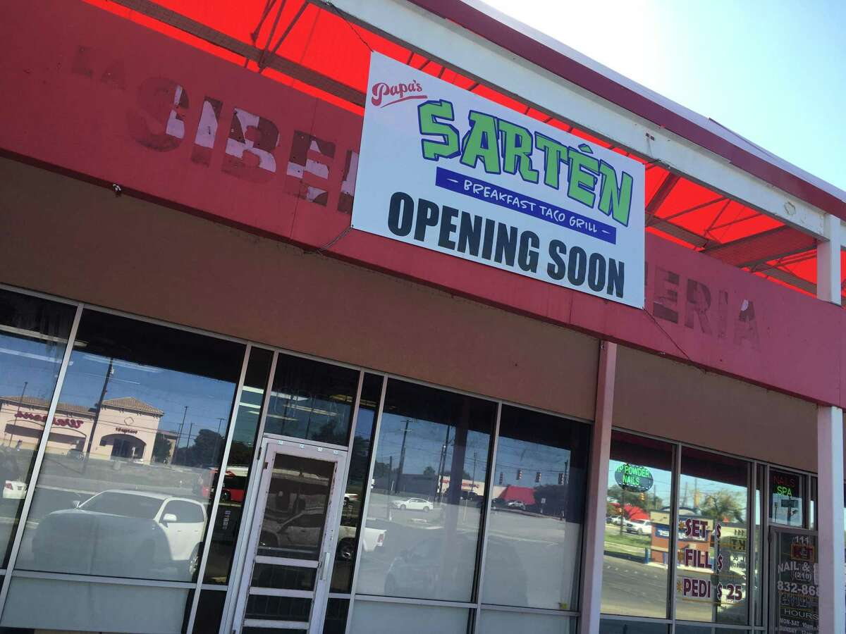 Papa's Sartén, located at 6900 San Pedro Ave., Suite 113, will open for business on Saturday.
