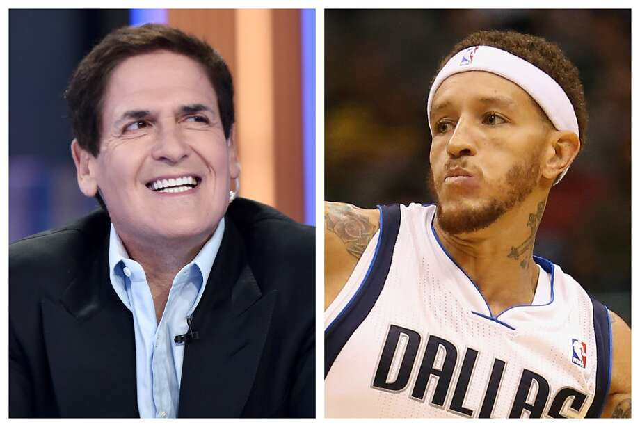 After falling into homelessness and drug addiction, former Dallas Maverick Delonte West is getting back on his feet with the help of Mark Cuban and the Mavs family. Photo: Getty