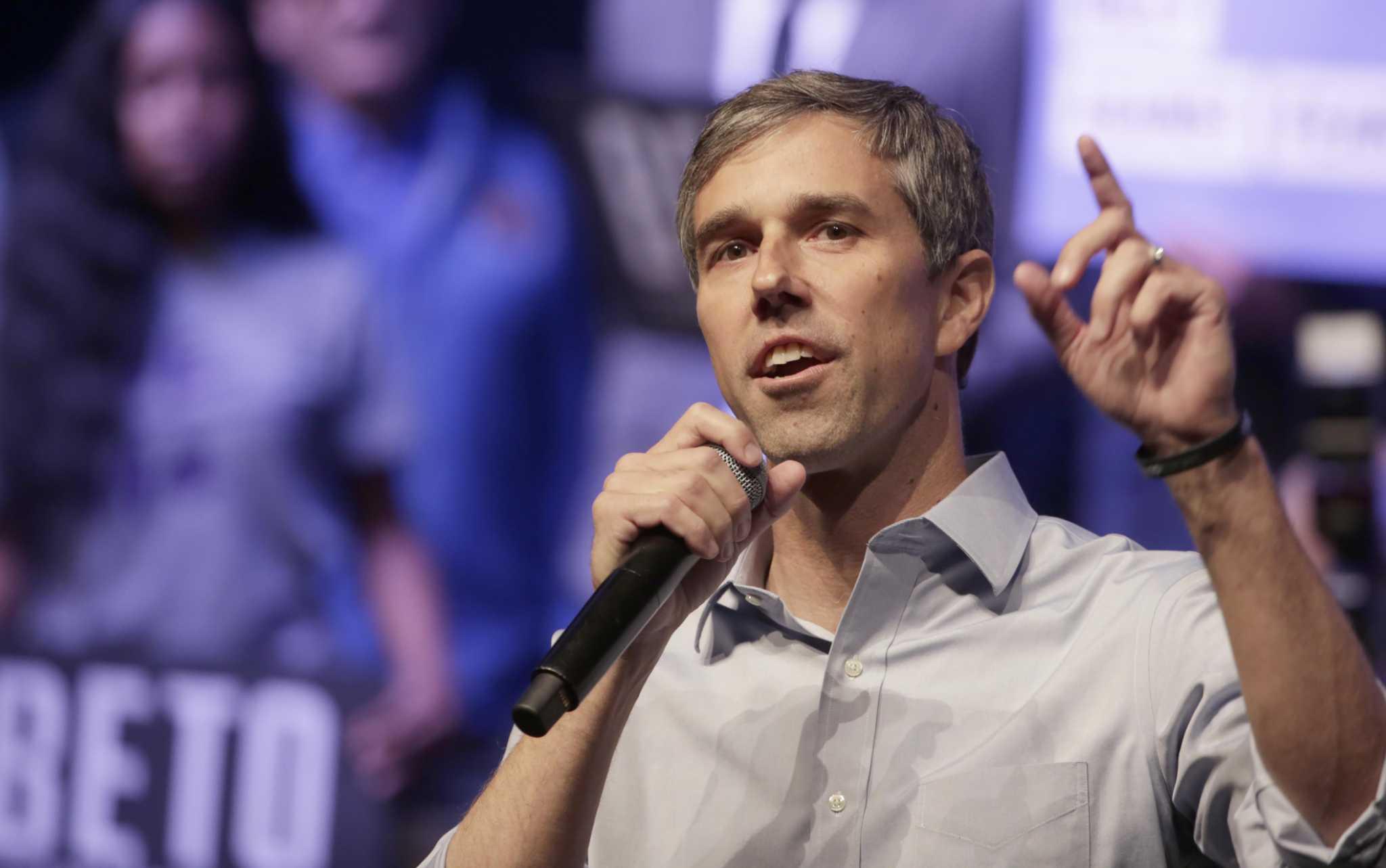 Beto O'Rourke says Texas is 'Joe Biden's to lose'
