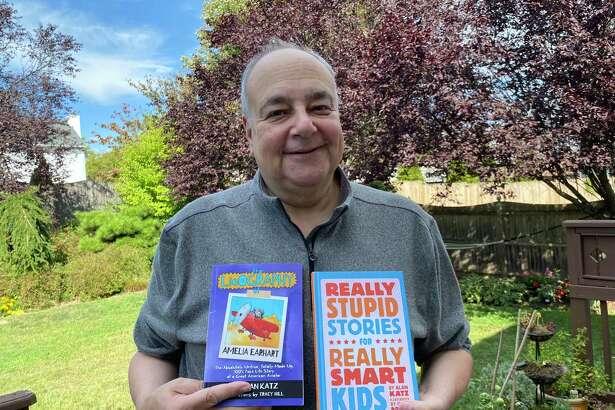 Milford author Alan Katz