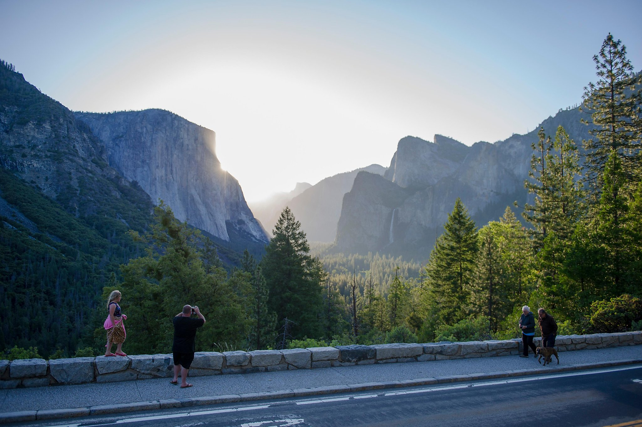Yosemite will end day-use reservations, starting Nov. 1