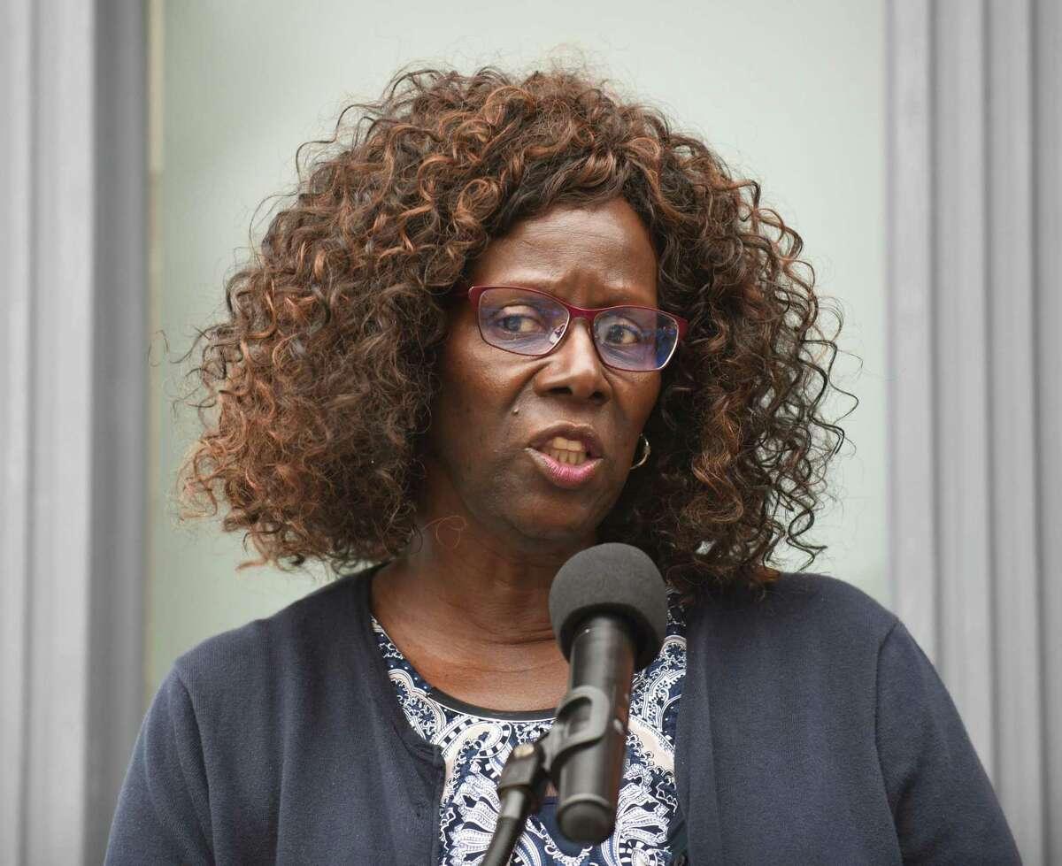 State Rep. Patricia Billie Miller, D-Stamford
