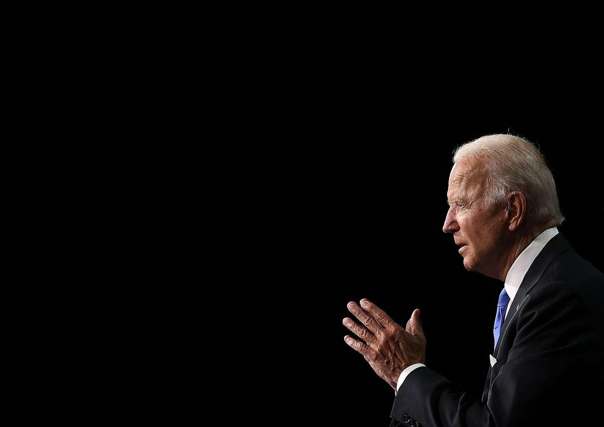 Joe Biden would restore steady leadership to a nation that desperately needs it.
