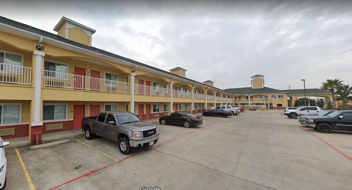 An infant was found dead Tuesday in a motel room following a lengthy SWAT standoff at the Scottish Inns & Suites in the 6800 block of Garth Road in Baytown, police said.